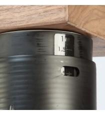 Conos Elevadores Multi Raiser Negros 700KG 3,8-10cm