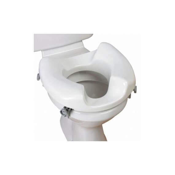 Asiento Elevador WC Easy Acces Blanco 10CM 190KG
