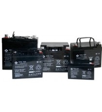 Batería Repuesto Libercar Silla Eléctrica 20 Ah