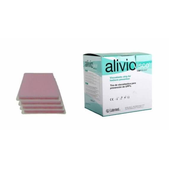 Apósito prevención escaras con adhesivo siliconado