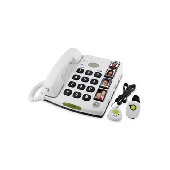 TELEFONO Doro Secure CON TELEASISTENCIA