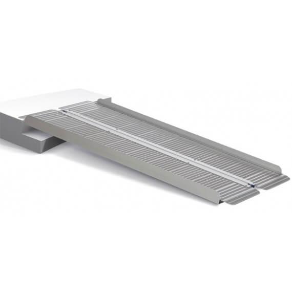 Rampas Plegables Silla Ruedas Tipo Maleta Aluminio