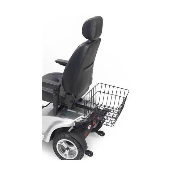 Cesta Trasera Scooter Apex I-Tauro e I-Galaxy