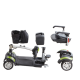 Scooter eléctrico desmontable Eclipse Plus