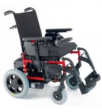 Powertec F35 - Silla de ruedas eléctrica plegable
