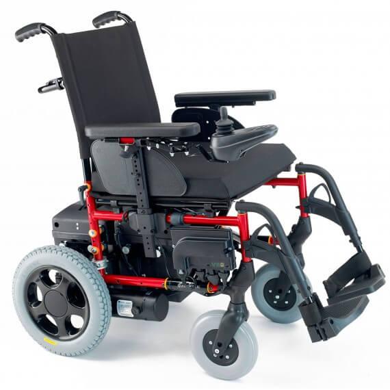 Powertec F Silla de ruedas elctrica plegable