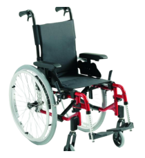 Silla de Ruedas Manual Action 3 Junior Invacare