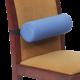 Cojín Lumbar Rolls Azul 30CM Redondo Slim Standard