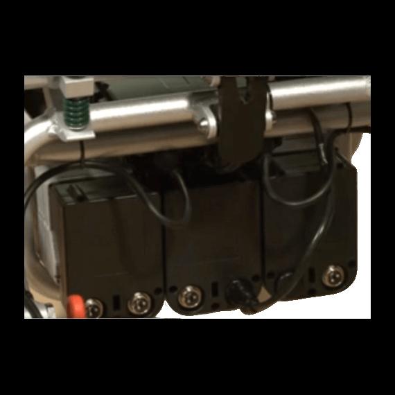 Pack bateras extra para Silla Boreal