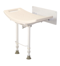 Asiento de pared para la ducha Sunrise Medical