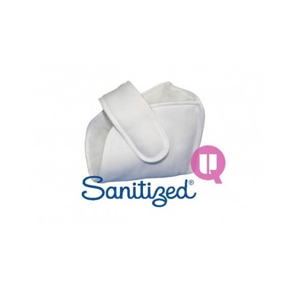 Patuco Suavinel Blanco Antiescara Antialérgico Suave Blanco