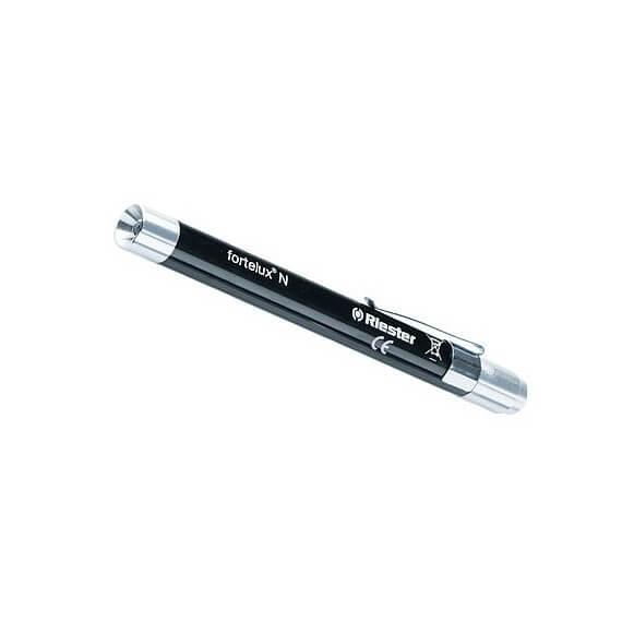 Linterna Fortelux N-5075 Lámpara Vacío 2,2V Aluminio