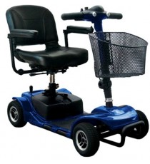 Adaptación Longitud Scooter Libercar