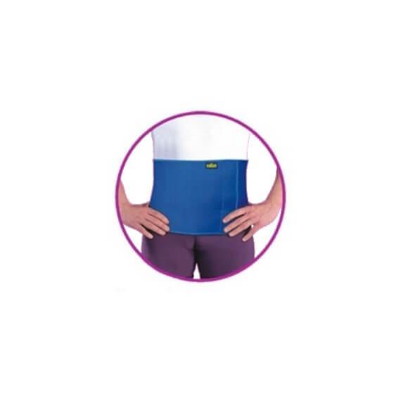 Faja Sujección Talla Única Velcro Azul