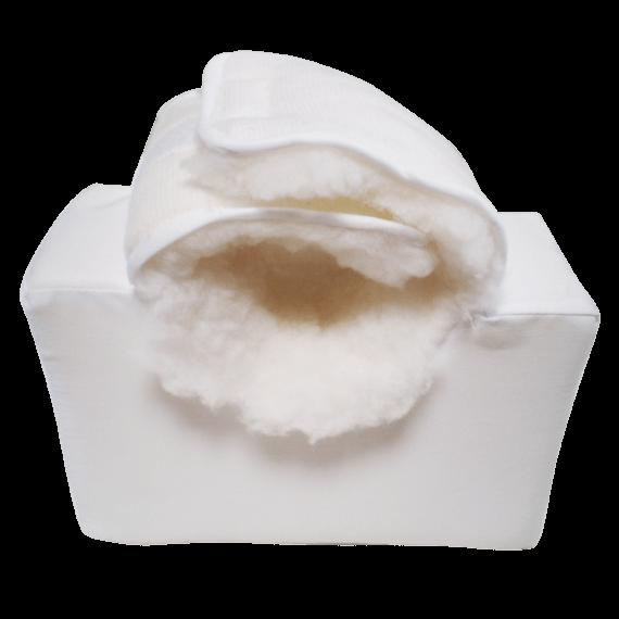 Talonera Rectangular Impermeable Blanco Ubio