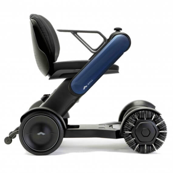 Silla de ruedas eléctrica Apex Whill Model C
