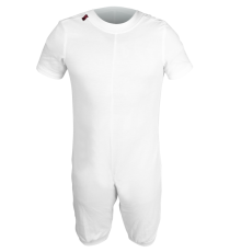 Pijama Antipañal Sanitized Corto Blanco Ubio