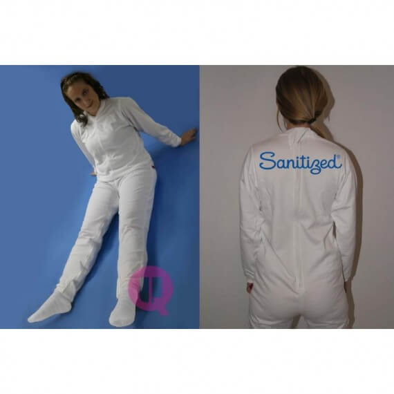 Pijama Antipañal Sanitized Largo Invierno Ubio