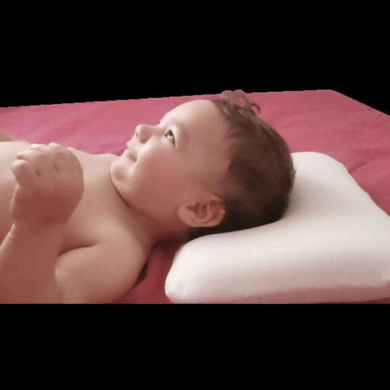 Cojín Posicionador y Prevención Plagiocefalía Ubio