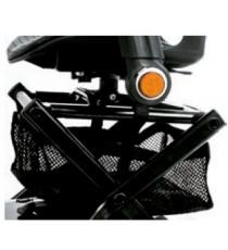 Cesta Rejilla Scooter Plegable I-Laser