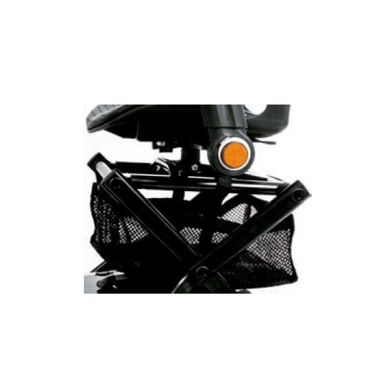 Cesta Scooter Plegable Rejilla I-Laser