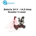 Batería 24V - 14, 5 Amp Scooter I-Láser de Apex