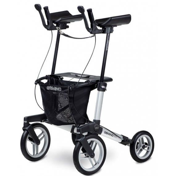 Andador Rollator Gemino 60 Walker Sunrise Medical