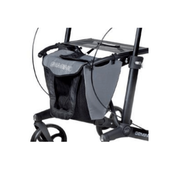 Bolsa Portaobjetos Andador Rollator Gemino Sunrise Medical