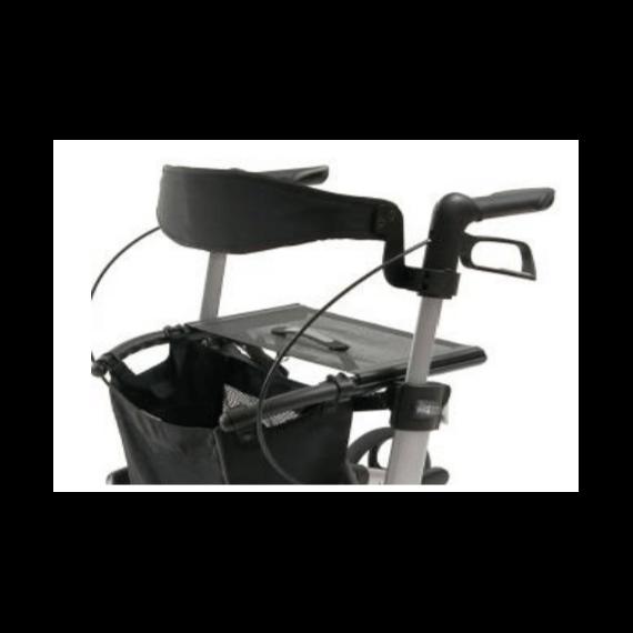 Respaldo Andador Rollator Gemino Sunrise Medical