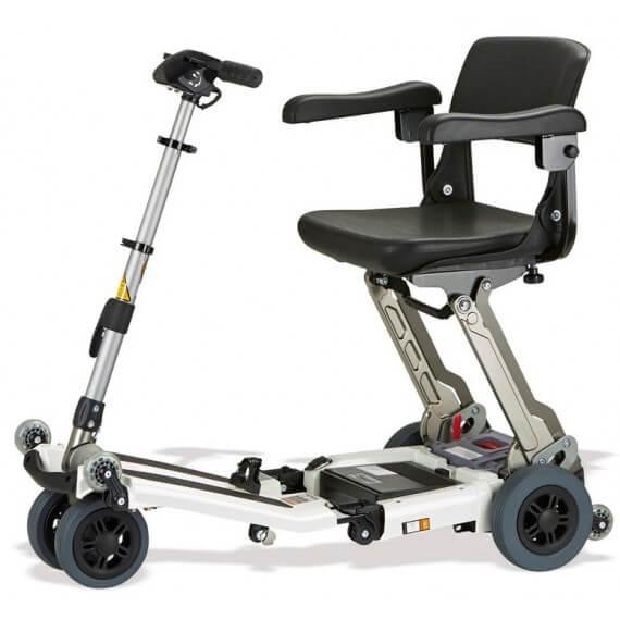 """Scooter Plegable Aluminio """"Luggie"""""""