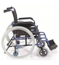 Silla de Ruedas Plegable Aluminio Cosmomedica