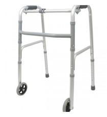 Andador plegable dos ruedas - Nico Mobility