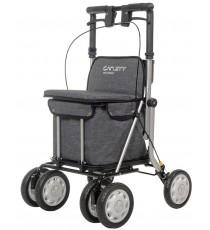 Andador Carlett Lett900 asiento y carro compra