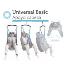 Arnés Universal Basic Apoyo Cabeza Winncare