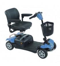Scooter eléctrico Vista desmontable en segundos