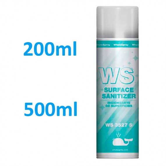 Spray Higienizante viricida de superficies