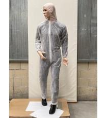 Mono/Buzo desechable con capucha TST PP