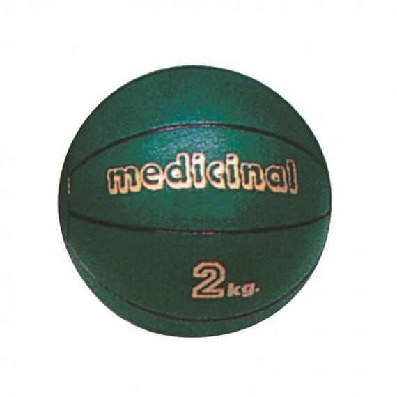 Balón Medicinal 2KG Ejercicio Rehabilitación