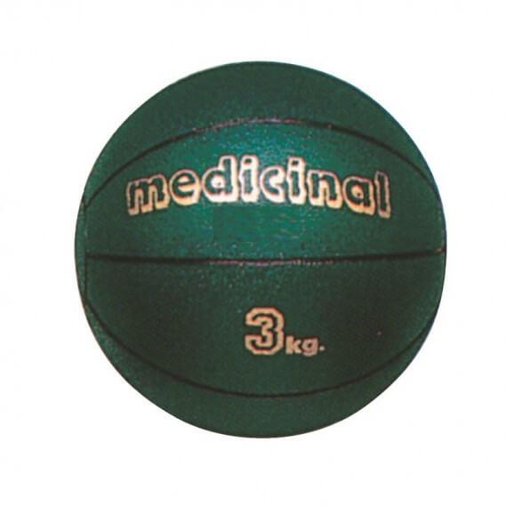 Balón Medicinal 3KG Ejercicio Rehabilitación