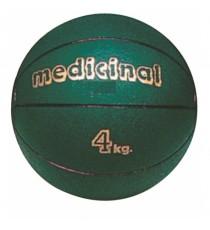 Balón Medicinal 4KG Ejercicio Rehabilitación