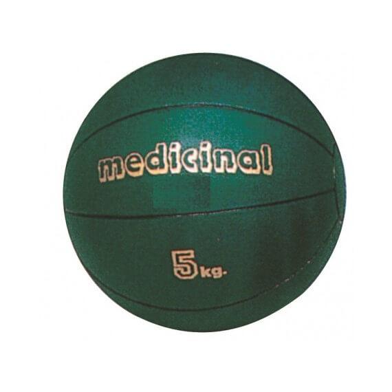 Balón Medicinal 5KG Ejercicio Rehabilitación