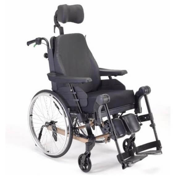 Silla de ruedas de posicionamiento Rea Clematis