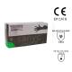 Guantes de nitrilo negro sin polvo Sanyc