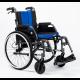Silla de ruedas autopropulsable de aluminio ECLIPS X2