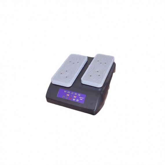 Ejercitador de piernas con entrada USB