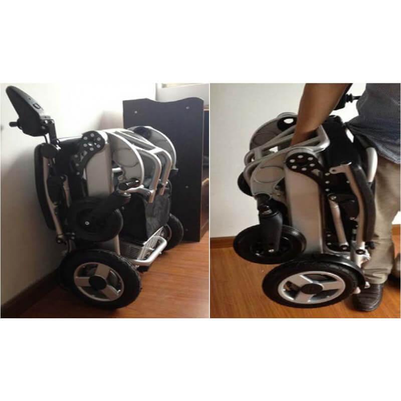 Silla de ruedas electrica plegable boreal - Silla ruedas electrica ...