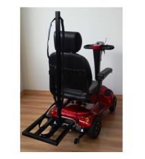 Parrilla de equipaje para scooters Libercar Smart y Urban