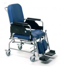Silla de ruedas reclinable W.C. Interior Vermeiren