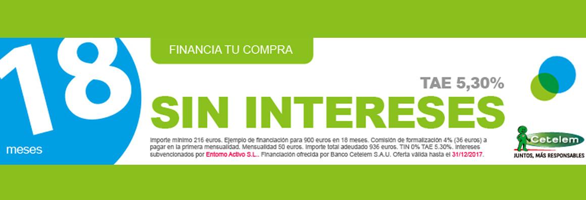 Financia tus compras en Ortopediaenlinea con Banco Cetelem